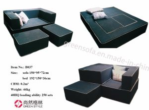 Sponge Sofa Bed Set With Vacuum Packing