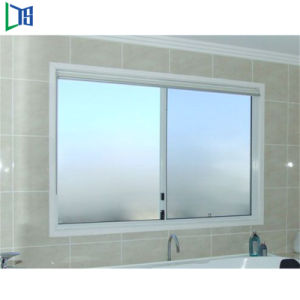 Aluminium New Model Bathroom Sliding