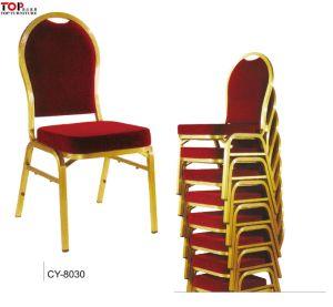 Top Furniture Foshan Factory Stacking Aluminium Banquet Chair