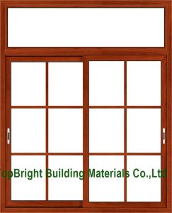 Aluminum Framed Double Glazed Sliding Window Wholesale Prices pictures & photos