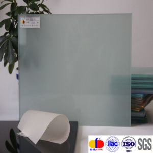 0 38mm Translucent Sandblasting White Glass Protection EVA Film