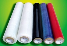 LLDPE Hand Use Stretch Plastic Film