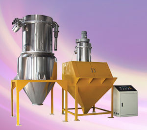 Powder Vacuum Charger/Vacuum Material Conveyer for Plastic Extruder