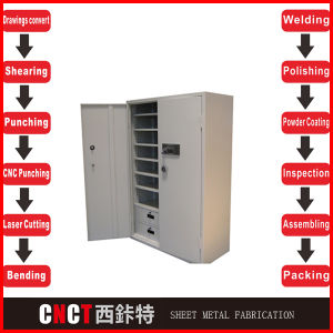 High Quality Metal Lockers Storage Cabinets pictures & photos