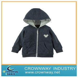 2015 New Design Children′s Leisure Clothes with Hooded pictures & photos