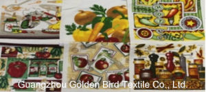 Solid Embroidery Kitchen Tea Towel Cleaning Cloth
