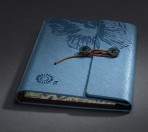 Leather Spiral Notebook for Company Gifts pictures & photos