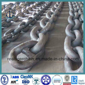 Marine Mooring Offshore Anchor Chain Cable for Sale pictures & photos