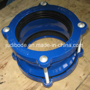 Ductile Cast Iron Universal Coupling for Gsp HDPE PVC Di Pipe pictures & photos