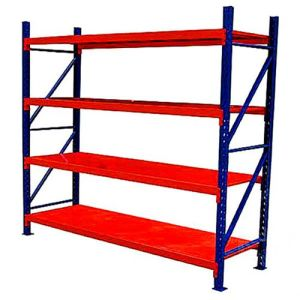 Selective and Adjustable Storage Medium Duty Pallet Rack