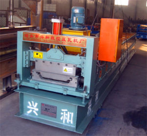2016 Joint-Hidden Forming Machine (XH470)