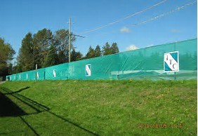 Construction Safety Mesh Fence /Barrier pictures & photos