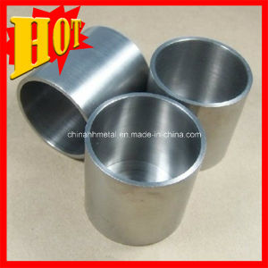 Pure Sintered Tungsten Crucible for Sale