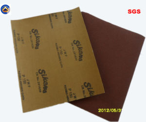 Oil Proof Abrasive Emery Cloth