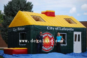Residential Inflatable Mini Bouncy Castle