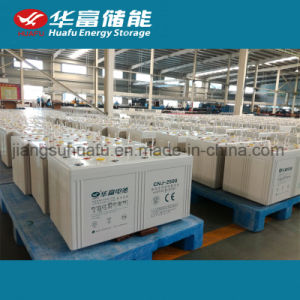 2V 2500ah Rechargeable AGM Lead Battery pictures & photos