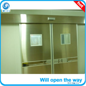 304 Stainless Steel Bi-Part Hermetic Door pictures & photos