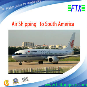 Air Shipping From China to Sta. Fe De Bogota Colombia