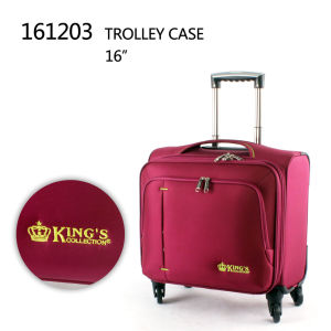 Spinner Wheels Pulley Laptop Bag Business Laptop Bag
