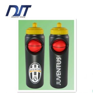 Professional Produce Plastic Sports Water Bottles Soccer Kettle Tennis, Basketball