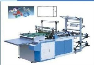 Manufacturer Courier Bag Making Machine