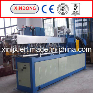 Parallel Two Screw Extruder pictures & photos