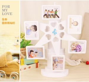 Hot Sale The Ferris Wheel Style Music Photo Frame pictures & photos