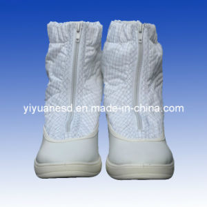 PVC Leather Warm Shoes (YY-B4022)
