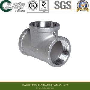 Stainless Steel Tee (300Series) pictures & photos