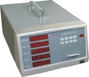 Zhzf-Hpc501 Automotive Exhaust Gas Analyzer pictures & photos