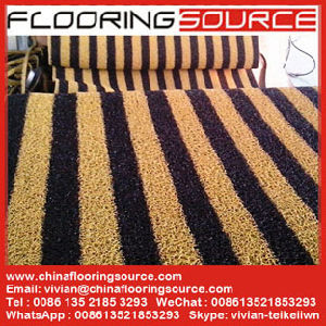 PVC Cushion Coil Mat Durable PVC Loop Design for Entrance and Wet Area