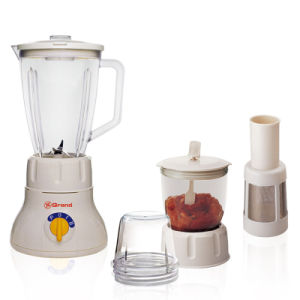 1600ml Plastic Jar Vegetable Chopper Electric Blender Manufactory Kd310b pictures & photos