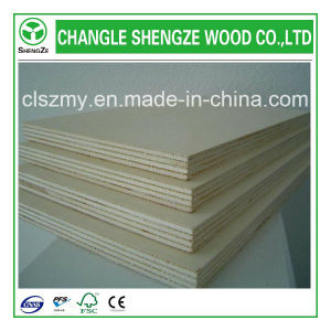 Hot Sale 3-25mm Commercial Plywood