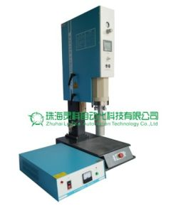 Ultrasonic Plastic Welding Machine for Kitchen Sponge Cleaning Pad pictures & photos
