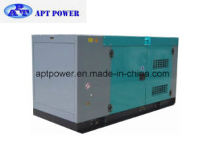 Isuzu Powered 30kVA Diesel Generator with Silent Canopy Enclosed