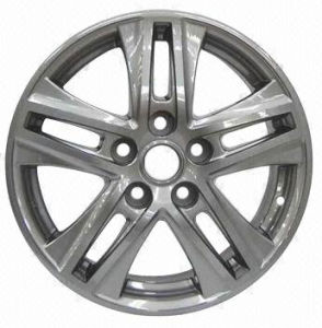 China Hot Selling Alloy Car Rims with Advanced Equipment pictures & photos