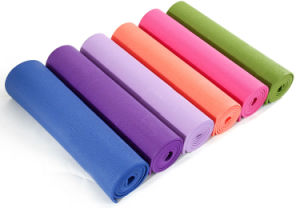 Wholesale Exercise Yoga Mat and Pilates Mat pictures & photos