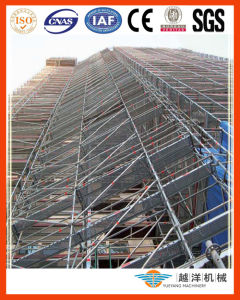 Permium Quality Layher Ringlock Scaffolding System with CE pictures & photos