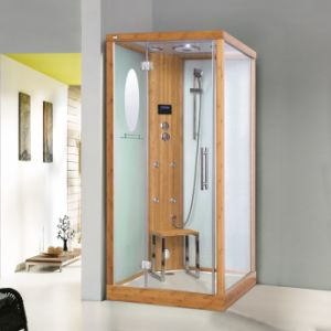 China One Person Steam Sauna Shower Room Panda Series S011 China