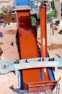 Boomerang Water Slide for Water Park (HZQ-14)