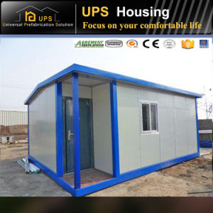 Kribati Easy Installation Modern Prefab House& Office with Layout Plan pictures & photos