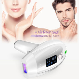 Electric Female IPL Laser Epilator Depilation Home Use Depilatory 500000  Pulses Women Hair Removal Body Armpit Underarm Leg