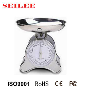S/S Mechanical Kitchen Scale with Large Size Dial pictures & photos