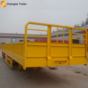 3 Axles Cargo Trailer/ Cargo Trailer Truck & Box Trailer pictures & photos