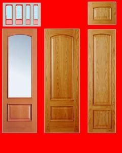 Moulded Door & Wood Door