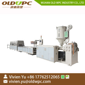 PE/PP/PVC/WPC Window Profile/Ceiling/Board/Wall Panel Extrusion Line