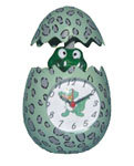 Crocodile Egg Action Alarm Clock(TAC-E002)