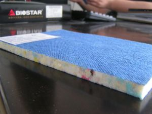 China 11mm Popular Pu Foam Underlay For Carpet Floor China Underlay Carpet Underlay