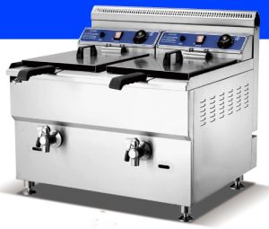 Gas 1-Tank Fryer PT-182