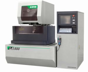 Classic Type: CNC Brass Wire-Cut EDM La500 (Closed Loop Digital Control System) Ssg pictures & photos